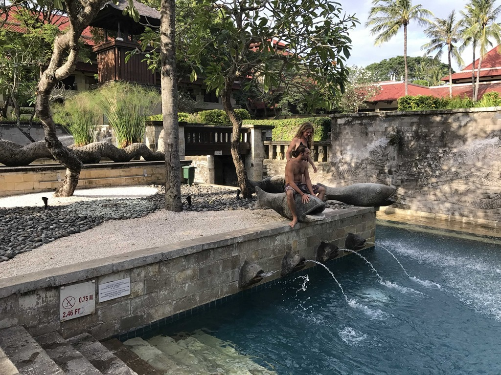 320 Intercontinental Bali (M)