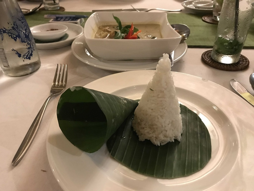45 Thai Abendessen (N)