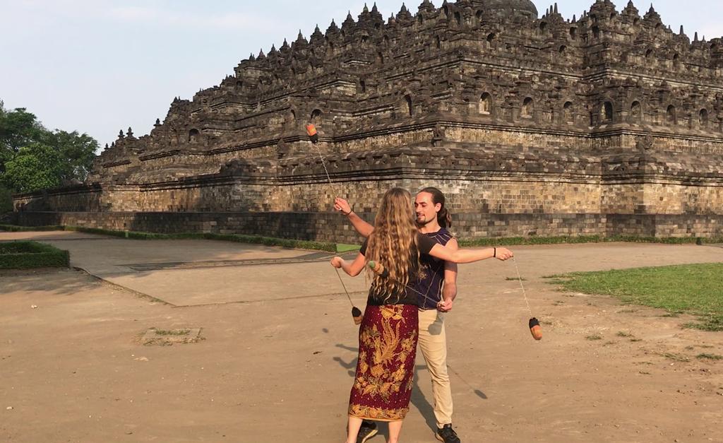 589b Borobudur Tempel Poi