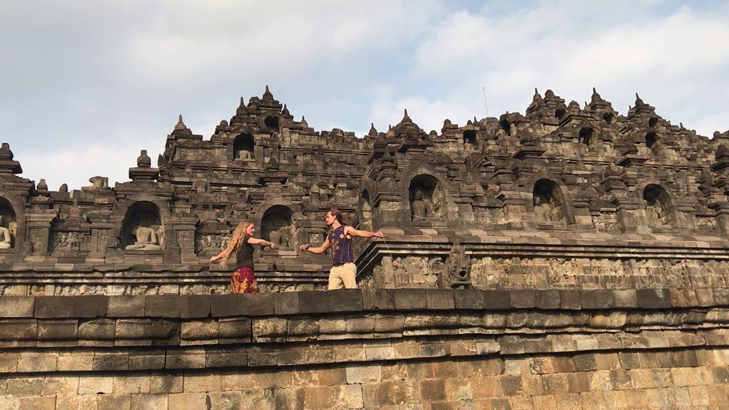 590b Borobudur Tempel Poi