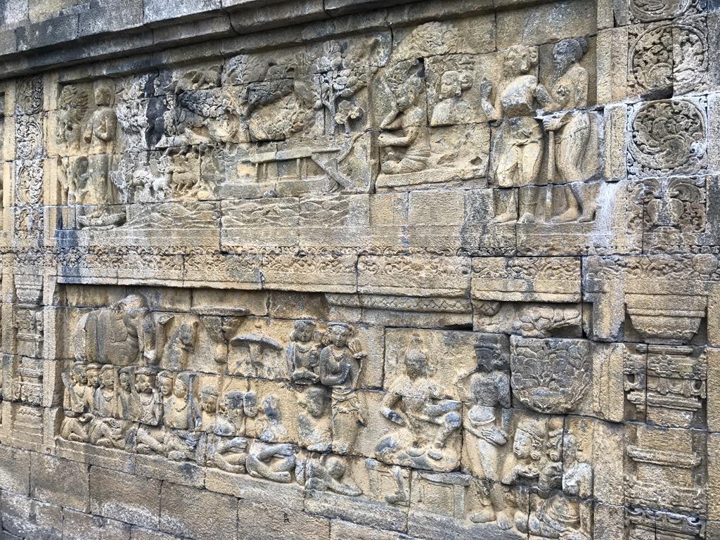 591 Borobudur Tempel (M)