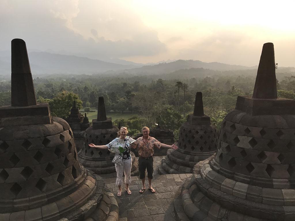 592b Borobudur Tempel (M)