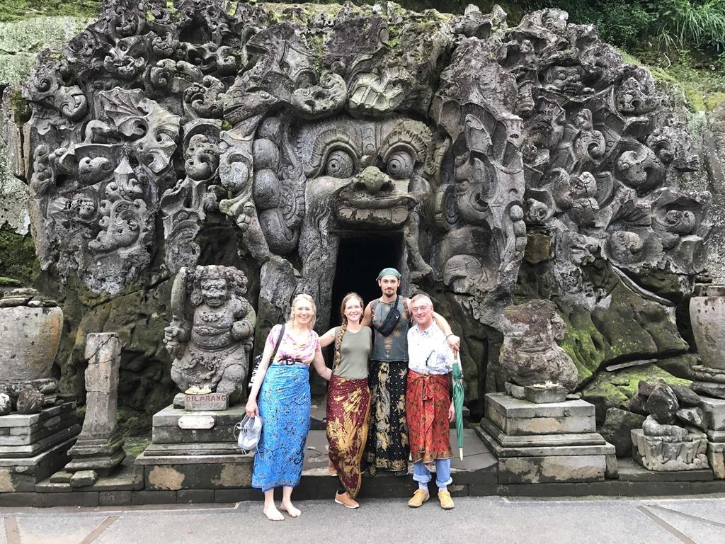 62 Elefantentempel Ubud (N)