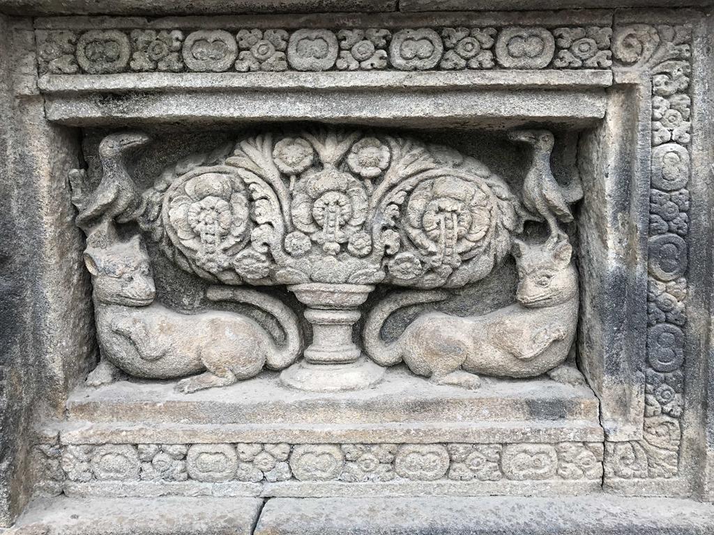 636 Prambanan Tempel (M)