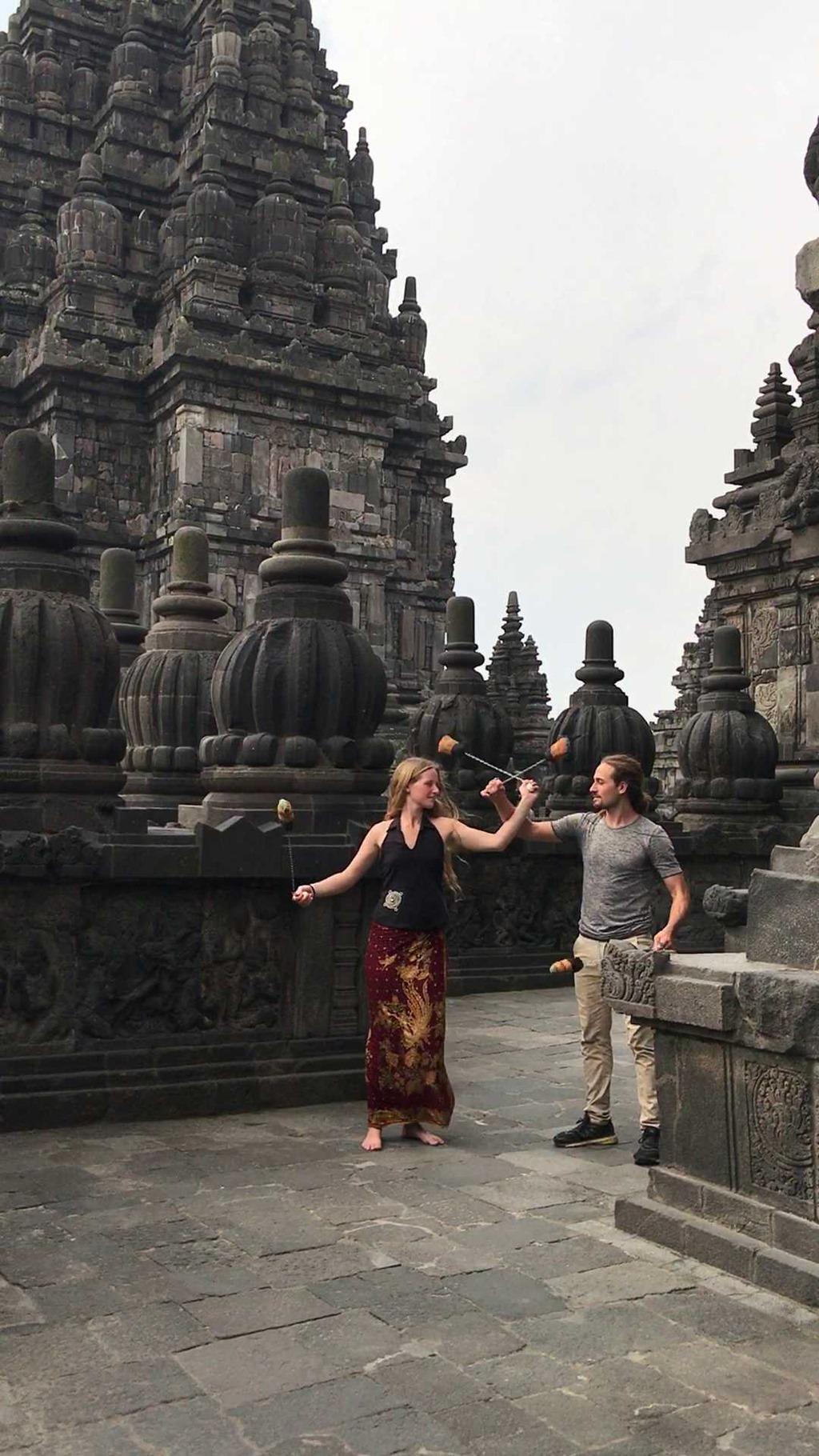 639 Prambanan Tempel Poi